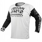 Shot Devo Freegun LTD Edition MX Jersey White